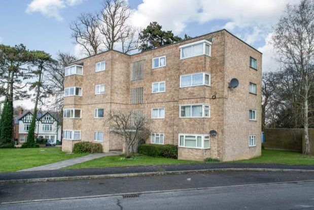 2 bed flat to rent in Frescade Crescent, Basingstoke