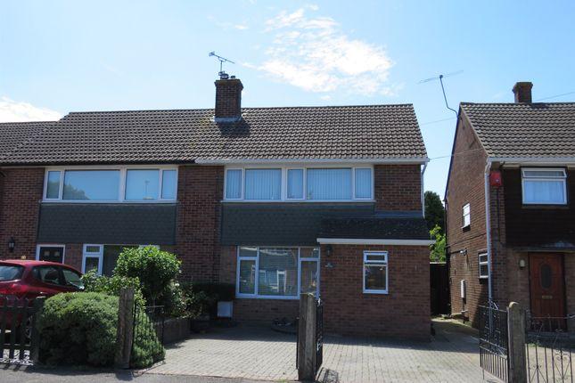 Thumbnail Semi-detached house for sale in Glebe Close, Pitstone, Leighton Buzzard