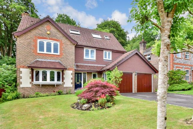 Thumbnail Detached house for sale in Osborne Road, Crowborough, East Sussex