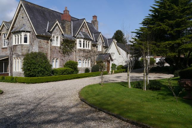 Thumbnail Country house for sale in Chittlehampton, Umberleigh