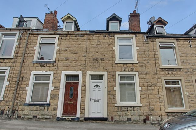 Thumbnail Terraced house to rent in Charles Street, Mansfield Woodhouse, Nottinghamshire