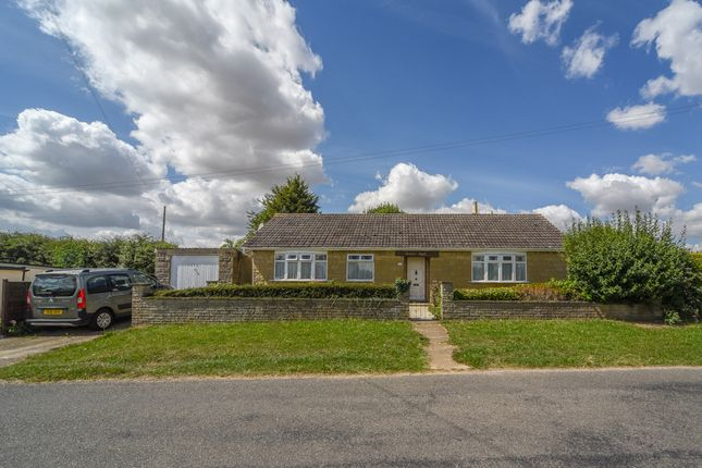 Thumbnail Bungalow for sale in Thistleton Lane, South Witham, Grantham