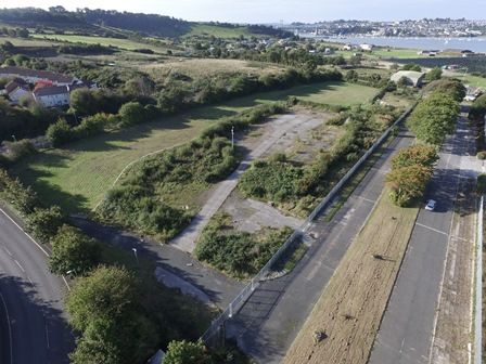 Thumbnail Land for sale in Ernesettle Lane, Plymouth