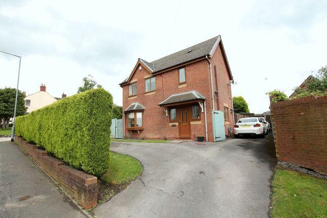 Front Elevation of Chapel Lane, Harriseahead, Stoke-On-Trent ST7