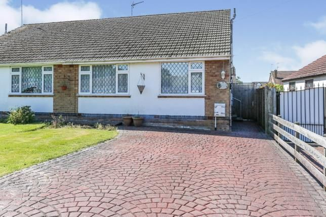 Thumbnail Bungalow for sale in Monks Road, Binley Woods, Coventry, West Midlands