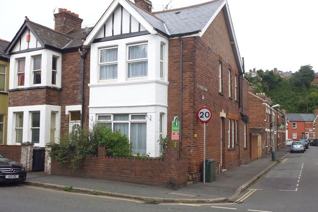 Thumbnail Detached house to rent in Bonhay Road, Exeter