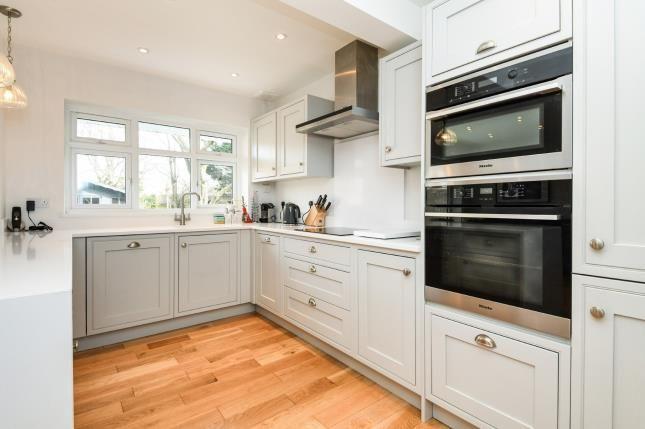 Kitchen of Graham Close, Billericay CM12