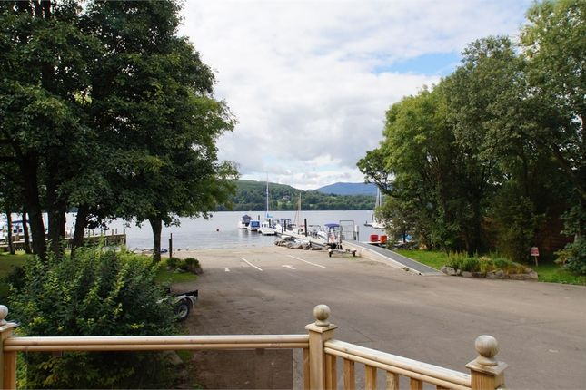 Thumbnail Mobile/park home for sale in Lakeside 6, White Cross Bay, Windermere, Cumbria