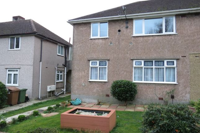 Thumbnail Flat to rent in Vicarage Gardens, Plymouth