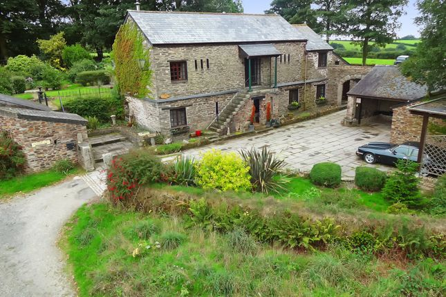 Thumbnail Barn conversion for sale in Widegates, Looe