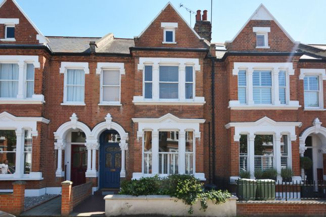 Thumbnail Terraced house for sale in Elm Grove Road, Barnes
