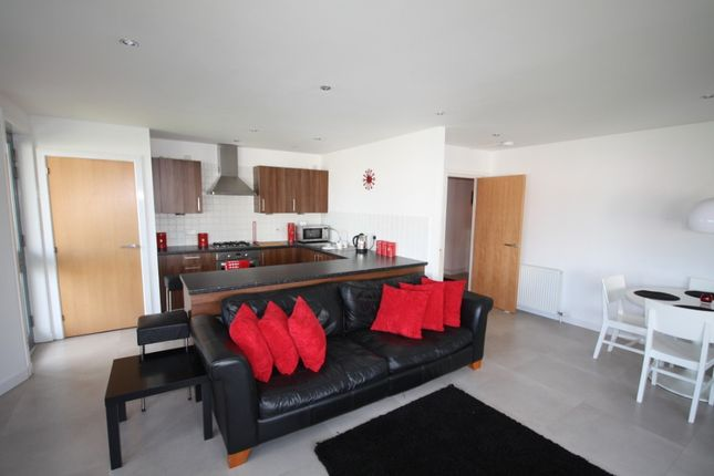 Thumbnail Flat to rent in Merkland Lane, Aberdeen