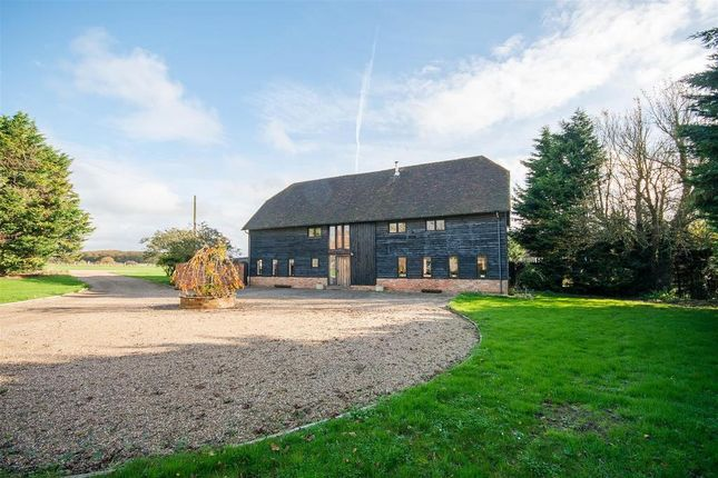 Thumbnail Detached house to rent in Headcorn Road, Sutton Valence, Kent