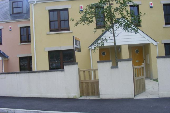 Thumbnail Town house to rent in Chandlers Yard, Burry Port, Burry Port, Carmarthenshire