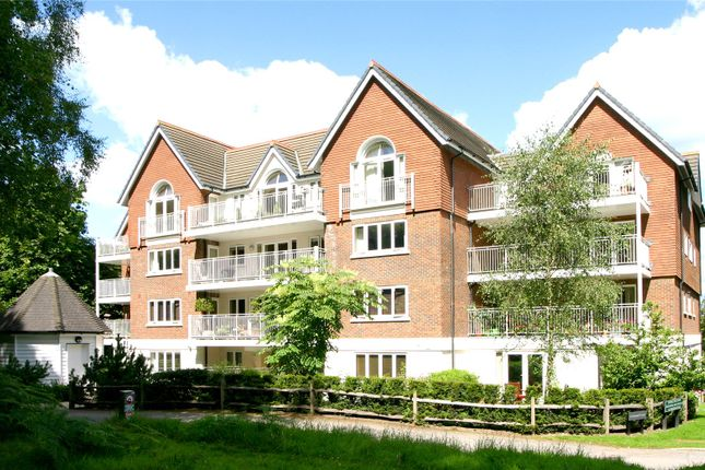 Thumbnail Flat for sale in Ashwood Court, Highgate Road, Forest Row, East Sussex
