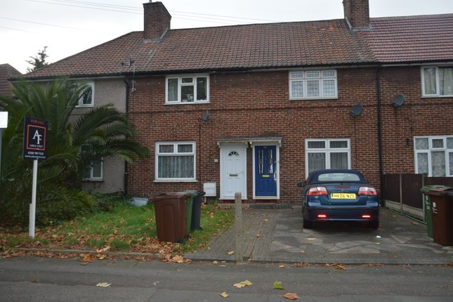 Thumbnail Terraced house for sale in Valance Avenue, Chadwell Heath