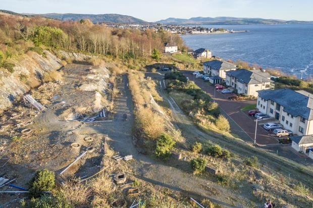 Thumbnail Land for sale in Gerhallow Development Site, Dunoon, Argyll And Bute