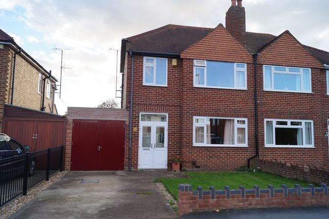 Thumbnail Semi-detached house for sale in Dinglewell, Hucclecote, Gloucester