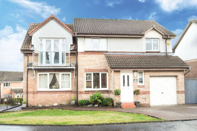 Thumbnail Detached house for sale in Rankin Crescent, Dennyloanhead, Bonnybridge