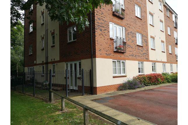 Courtyard of Stavely Way, Gamston, Nottingham NG2