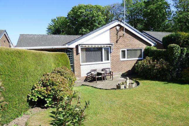 Thumbnail Detached bungalow for sale in Eden Mount Way, Carnforth