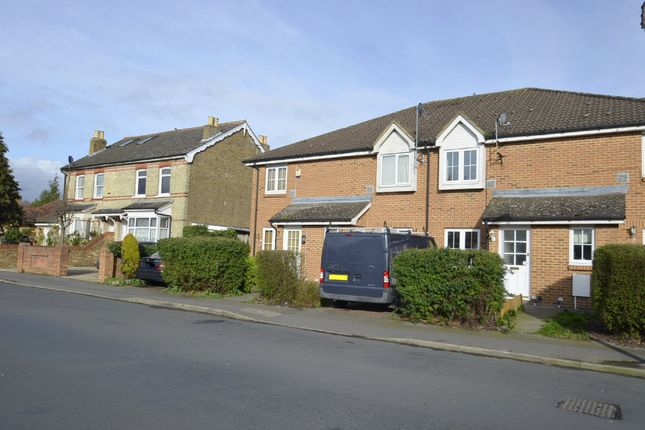 Thumbnail Terraced house to rent in Oaks Road, Stanwell, Surrey
