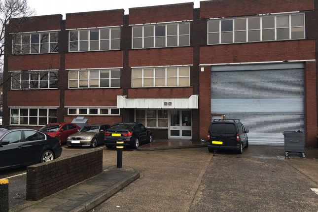 Thumbnail Industrial to let in 22 Westwood Park Trading Estate, Concord Road, Park Royal