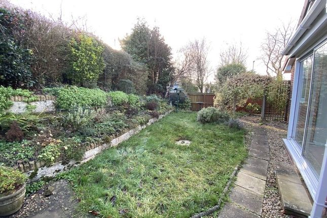 Garden 1  of Roman Way, Honiton EX14