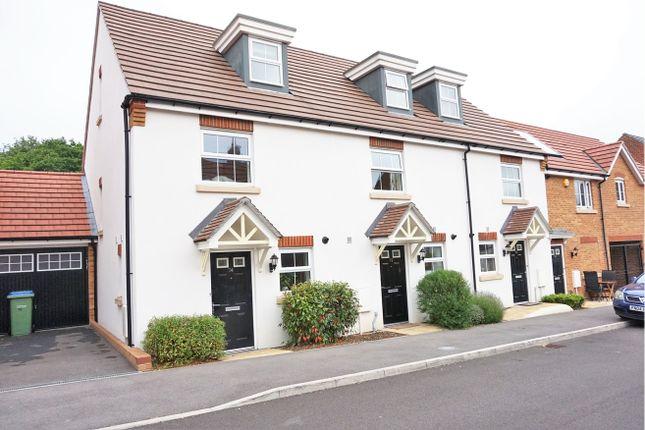 Thumbnail Terraced house for sale in Coleridge Drive, Whiteley