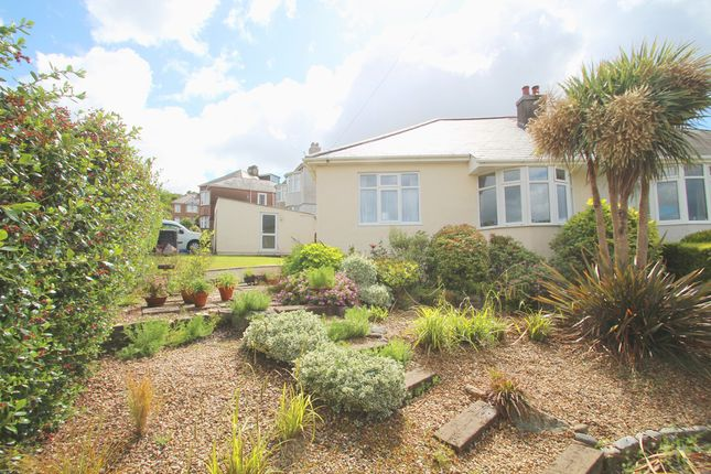 Thumbnail Semi-detached bungalow for sale in Swaindale Road, Peverell, Plymouth
