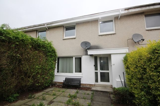 Thumbnail Terraced house to rent in Burnside, Dechmont