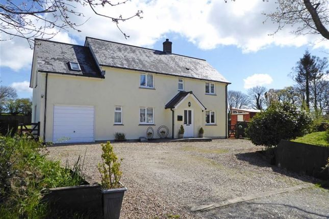 Thumbnail Detached house for sale in Milton Damerel, Holsworthy