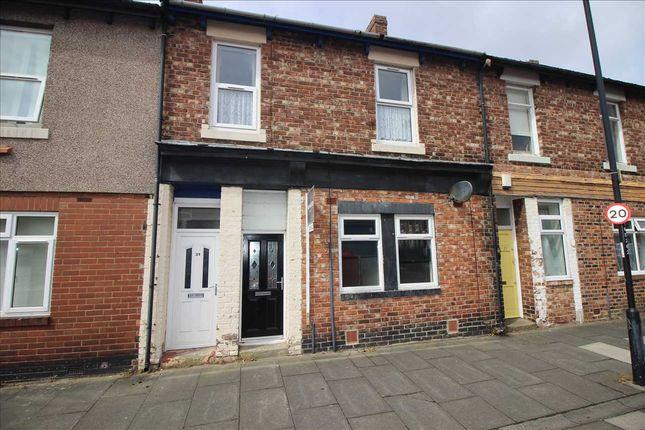 Thumbnail Flat to rent in Stratford Road, Heaton, Newcastle Upon Tyne