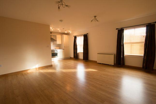 Thumbnail Flat to rent in Fisher Street, Carlisle