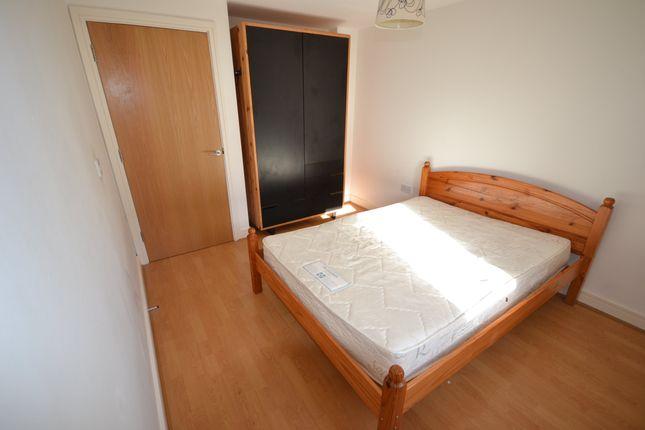 Bedroom of 50@Drakes Circus, 46 Ebrington Street, Plymouth PL4