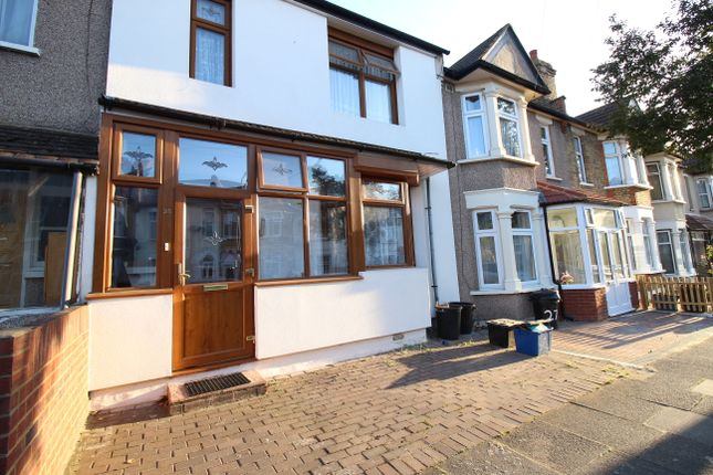 Thumbnail Terraced house for sale in Baden Road, Ilford