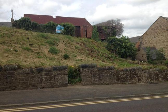 Thumbnail Commercial property for sale in Fair View, Prudhoe, Northumberland