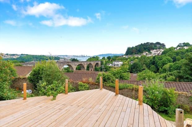 Thumbnail Detached house for sale in Lower Port View, Saltash, Cornwall