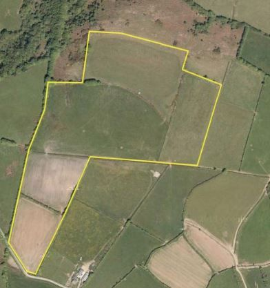 Thumbnail Land for sale in Parracombe, Barnstaple, North Devon