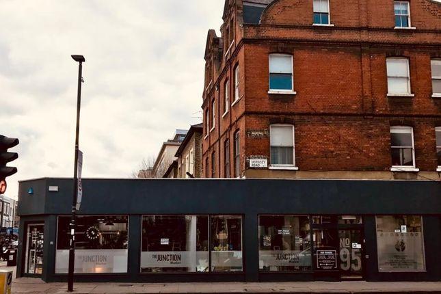 Thumbnail Restaurant/cafe for sale in Hornsey Road, London