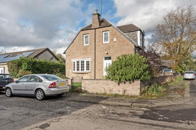 Thumbnail Detached house for sale in Marchfield Avenue, Paisley, Renfrewshire