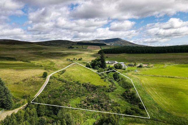 Land for sale in Glenlivet, Ballindalloch AB37