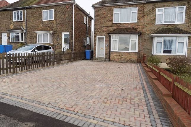 Thumbnail Semi-detached house to rent in Barton Hill Drive, Minster On Sea, Sheerness