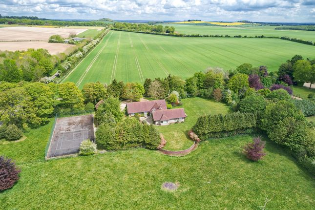 Thumbnail Detached house for sale in Chattis Hill, Stockbridge, Hampshire