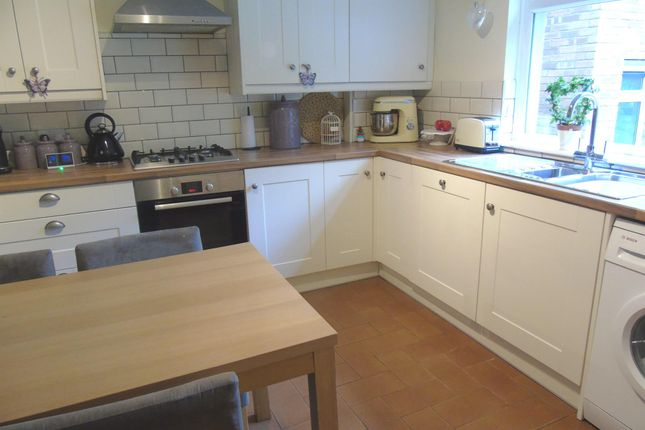 Thumbnail Flat for sale in Green Meadow Drive, Tongwynlais, Cardiff