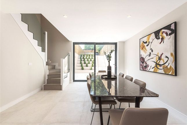 Thumbnail End terrace house for sale in The Fortis Collection, 35 Eastern Road, London