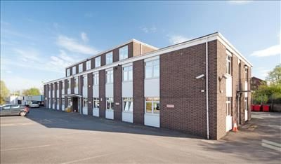 Thumbnail Office for sale in Crewe House, 4 Oak Street, Crewe