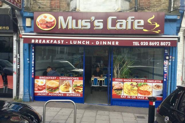 Thumbnail Restaurant/cafe for sale in Brockley Cross, London