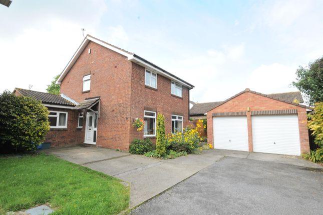 Thumbnail Detached house for sale in Martock Road, Keynsham, Bristol