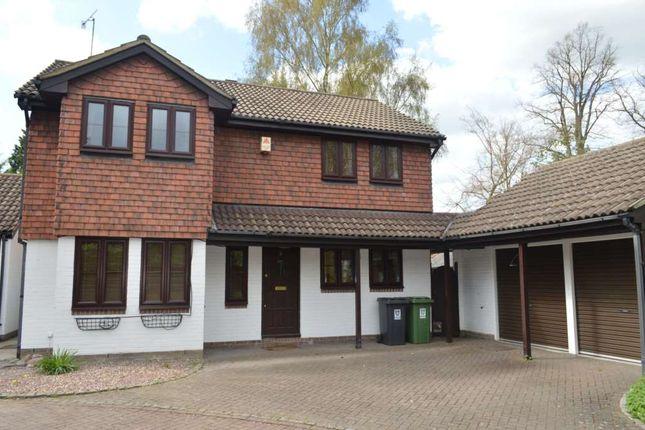 Thumbnail Detached house to rent in The Conifers, Box Lane, Hemel Hempstead
